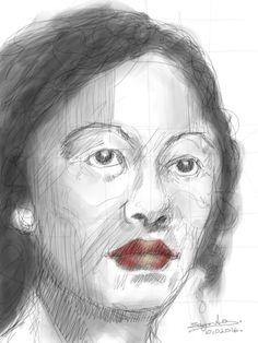Edgardo Mendoza Romero, Labiecitos rojos que besan. 10102016. on ArtStack #edgardo-mendoza-romero #art