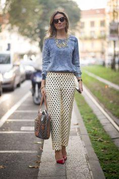 Streetstyle - Fashion - GLAMOUR Nederland