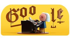 Ready to rock out with Bach? Today's celebrates German composer and musician Johann Sebastian Bach with our very first AI-powered Sebastian Bach, Google Doodles, Eugene Atget, Edward Hopper, Johann Bach, Space Probe, Machine Learning Models, Instruments, Computer Programming