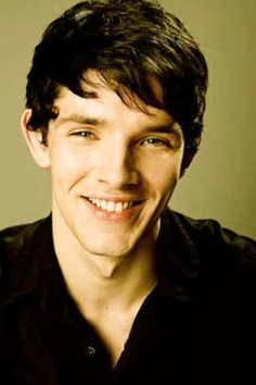 "Colin Morgan, ""Merlin"""