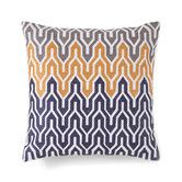 Found it at Wayfair - Plimpton Flame All Over Embroidered Flame Throw Pillow