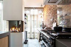 Keuken met een industriële look - Hal-2 Ruimtevormgevers
