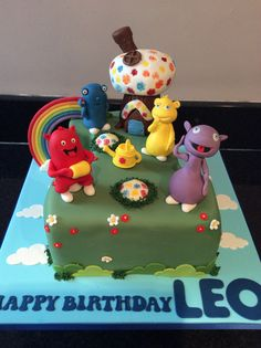 The Cuddlies birthday cake, www.cupalicious@live.com Birthday Cakes, Birthday Parties, 1st Birthdays, Cake Decorations, Cake Ideas, Children, Kids, Party, Desserts