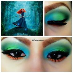 inspired by the movie brave