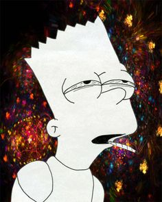 Good stuff huh Bart?   (click through for animated psychedelic version!)
