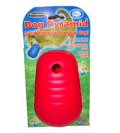 Dog pyramid, put a treat inside the pyramid and keep your dog entertained Cat Toys, Dogs And Puppies, Your Dog, Dog Cat, Entertaining, Pet Products, Pets, Funny, Pet Supplies