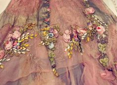 1899-1935 Boué Soeurs - Exquisite detail