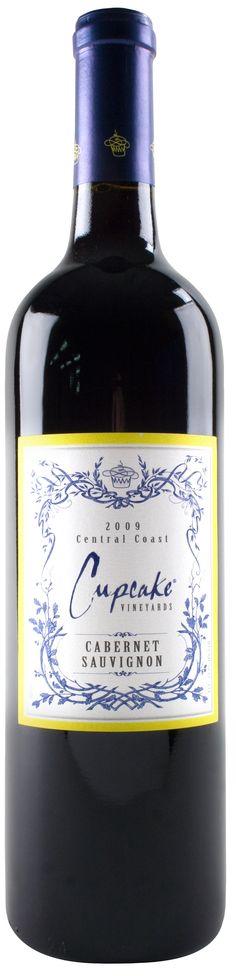 """""""Cupcake Vineyards"""" Cabernet Sauvignon 2010 - Cupcake Vineyards Wines, California------ Terroir: Central Coast AVA - California-------------------------------- Crianza: 12 meses en barricas de roble americano"""