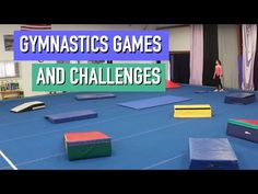 THE CORNERS GAME (Gymnastics/Fitness/Kids) - YouTube