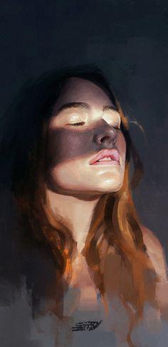 Portrait study #3 by saint-max on deviantART