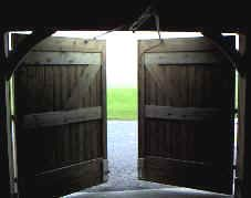 carport door & DIY barn doors- want to close off the carport eventually | For The ... pezcame.com