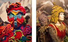 A Sneak Peek at Björk's MoMA Retrospective | VICE | United States