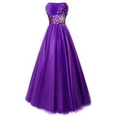 Ball Gown Plus Size Prom Dress