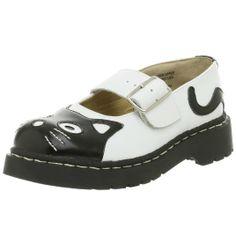 Amazon.com: T.U.K. Women's Cat Mary Jane Flat: Shoes