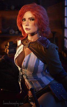 cosplayheaven69:  Cosplayer: Jannet Vinogradova. Country:...