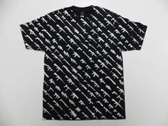 """Rogue Status """"Gun Show"""" - The 50 Greatest Streetwear T-Shirts of All Time…"""