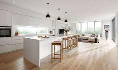 Inspiring Modern Scandinavian Kitchen Design Ideas 45