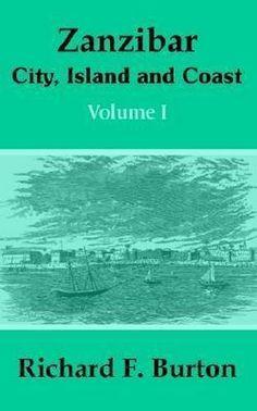 NEW-Zanzibar-By-Sir-Richard-Francis-Burton-Paperback-Free-Shipping