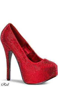 Can't go wrong with red, sparkly heels.. if Dorothy can pull them off, anyone can.