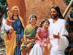 jesus love child