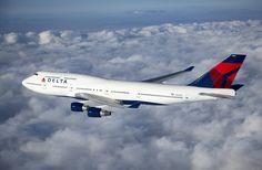 Delta B747