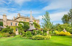 Garden at Highgrove House