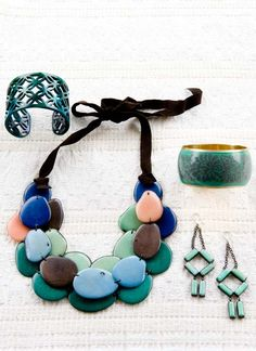 fabulous noonday pieces perfect for fall!