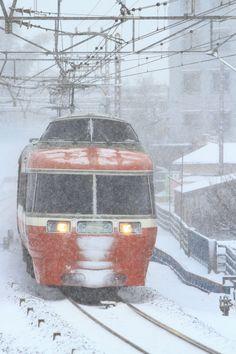 2014年の大雪と小田急のLSE