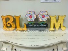 Bloom Letters