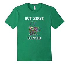 Women's Official But First Coffee Tee Shirt for Coffee Lovers Medium Kelly Green The Official But First, Coffee. T Shirt http://www.amazon.com/dp/B01E7P8L22/ref=cm_sw_r_pi_dp_Ye4dxb0RK2PRA (scheduled via http://www.tailwindapp.com?utm_source=pinterest&utm_medium=twpin&utm_content=post65284796&utm_campaign=scheduler_attribution)
