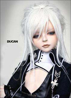 Bjd 1//3 Doll Uncle Cool Boy A/&D FREE FACE MAKE UP+FREE EYES