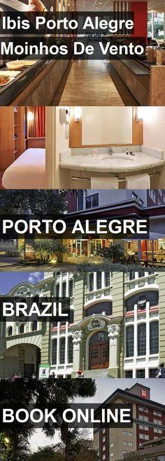 Hotel Ibis Porto Alegre Moinhos De Vento in Porto Alegre, Brazil. For more information, photos, reviews and best prices please follow the link. #Brazil #PortoAlegre #travel #vacation #hotel