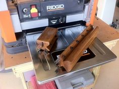 Jointer/planer Knife Sharpening Jig's  Part 2