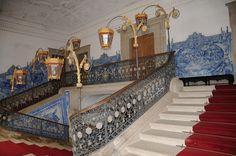Técnico de Apoio à Gestão: Visita ao Palácio da Brejoeira