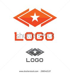 Logo concept for cloth, wear, shoes, corporate branding, tag,business