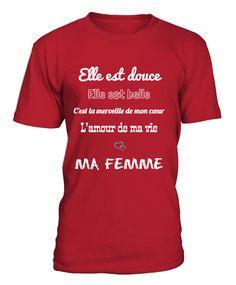 tshirt ma femme One Life, The 100, Hero, Mens Tops, T Shirt, Products, Woman, Originals, Supreme T Shirt