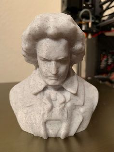 Bust of Beethoven by Mark Galbraith
