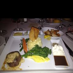 Beverly's Surf and Turf, Coeur d'Alene Resort