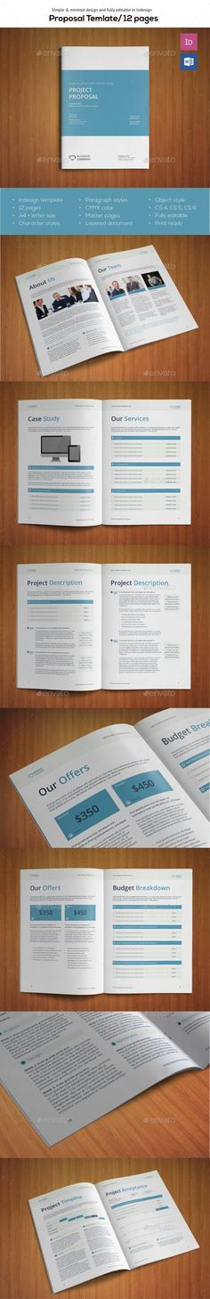 Web Design Business Proposal Business proposal, Proposal - web design proposal template