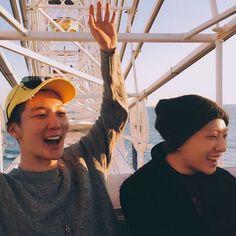 Kang seungyoon, Lee seunghoon #WINNER #WINNERCITY #TEAMWINNER
