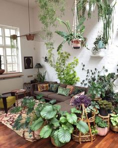 8 Simple and Crazy Tips: Natural Home Decor Rustic Master Bath natural home decor modern chairs.Natural Home Decor Ideas Backyards natural home decor living room color palettes.Natural Home Decor Feng Shui House Plants. Plantas Indoor, Jungle Decorations, Decoration Plante, Room With Plants, Plants In Living Room, Bedroom Plants, Natural Home Decor, Natural Living, Modern Living