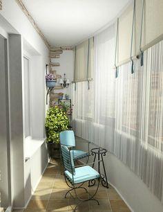 Small Verandah / Balcony made useful