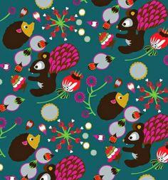 print & pattern: DESIGNER - claire fritz-domeney