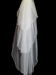 $42.99 Buy Wedding Veil With Beading Wedding Veils & Headpieces WV&H-29874 Online Cheap Prices