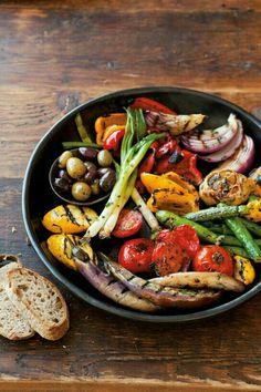 yummy healthy veggie