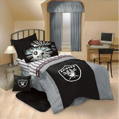 http://archinetix.com/nfl-logo-oakland-raiders-comforter-pillowcase-and-fitted-sheet-set-twin-size-bedding-p-9299.html