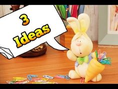 3 Ideas Para Decorar Tu Escritorio - YouTube