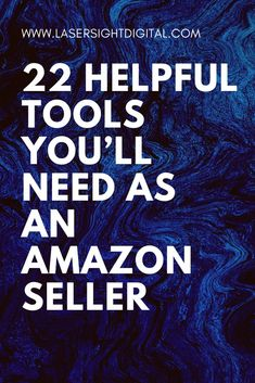 If you're an Amazon Seller, you know that keeping up with the latest tools is just one of the many things you can do to stay ahead of the game. Laser Sight Digital compiled a list of the best resources out there so you can benefit from them and find success selling on Amazon   Amazon tools   Amazon seller   best of amazon #amazontips Amazon Fba, Sell On Amazon, Amazon Advertising, Amazon Seller, Cool Tools, You Can Do, Read More, Knowing You, Digital