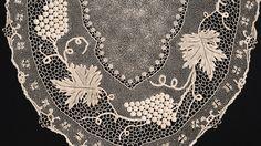 Crochet Lace: Merletto di Orvieto