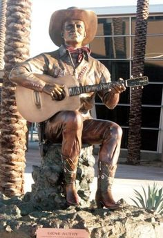 Gene Autry Statue